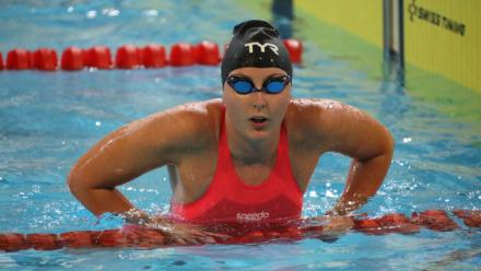 Second gold for Applegate as Robinson makes medal-winning start