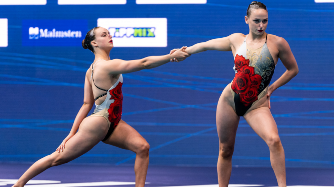 Personal best for GB duet as they reach European Championships final