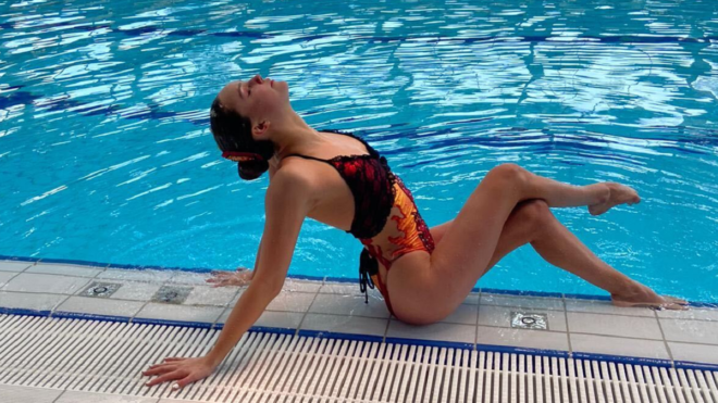 Kate Shortman sets new personal best in European Championships solo free final