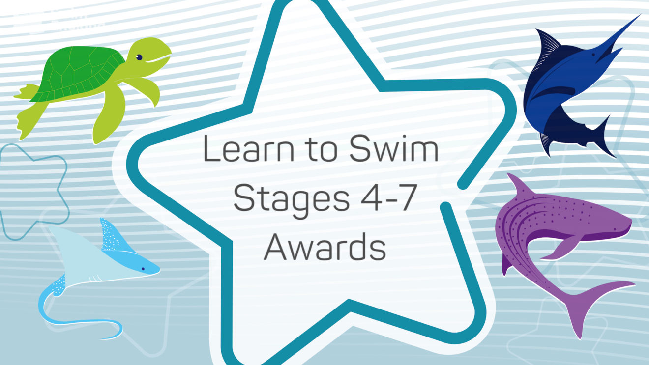 The importance of motivating your learners through to Learn to Swim Stage 7