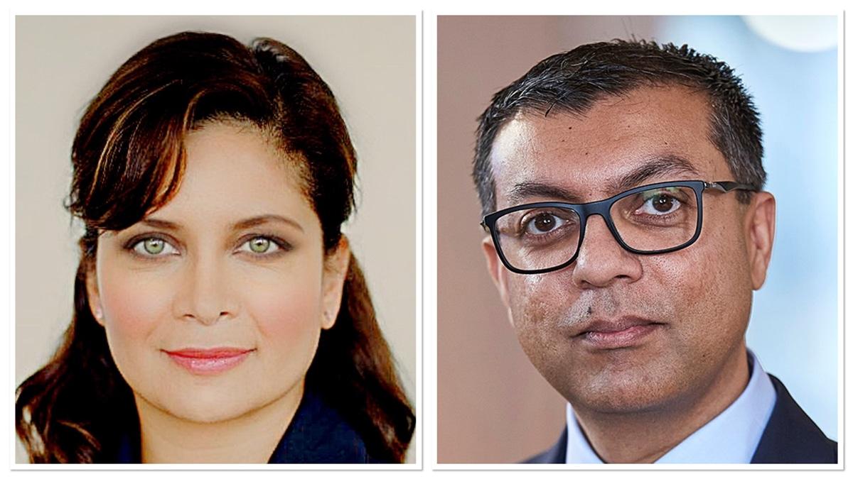 Aysha and Raj will bring 'wealth of experience' to Swim England Board