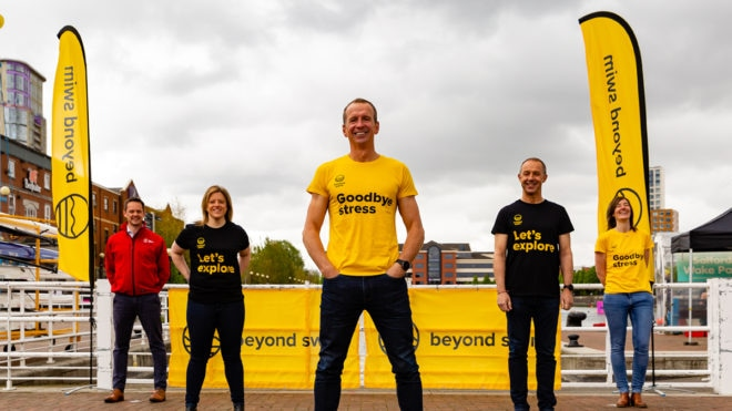 Beyond Swim is launched to help provide best possible open water experiences