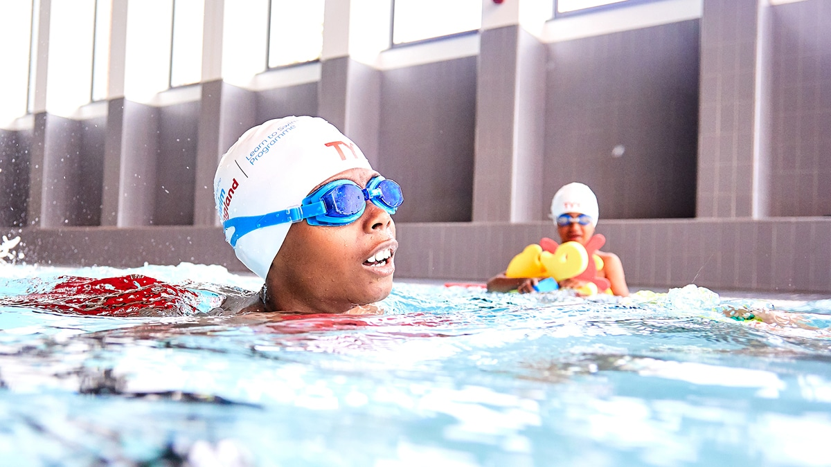 More than one million children could leave primary school unable to swim