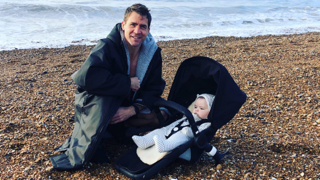 Leon Taylor: I loved the water as a youngster ... now I can't wait to get Ziggy to lessons