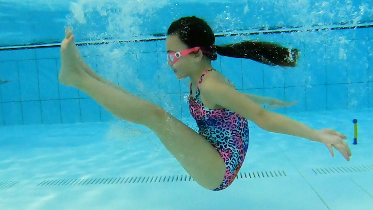 Two million youngsters missed out on chance to go swimming during coronavirus pandemic