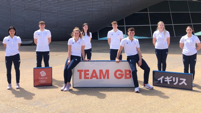Spendolini-Sirieix named in Team GB diving squad for Tokyo 2020 Olympic Games