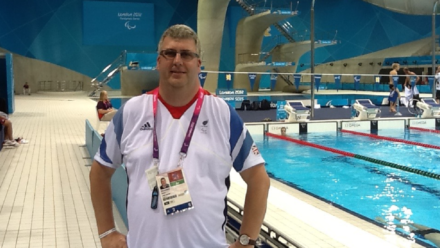 Swimming coach Glenn Smith opens up about mental health struggles