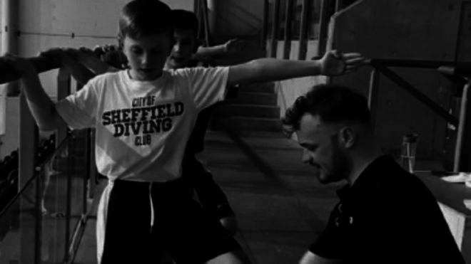 Josh Devine coaching