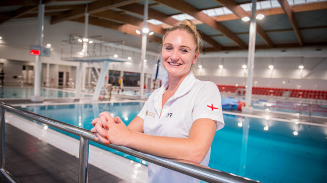 Olympian Sarah Barrow blogs on progress of West Midlands Diving Strategy