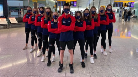 GB enters first mixed artistic swimming event at European Junior Championships