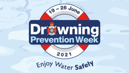 Drowning Prevention Week 19th to 26th June 2021