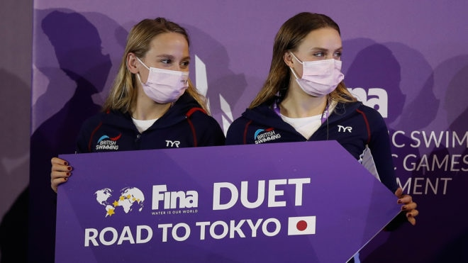Shortman and Thorpe achieve 'lifelong dream' after Olympics spot confirmed