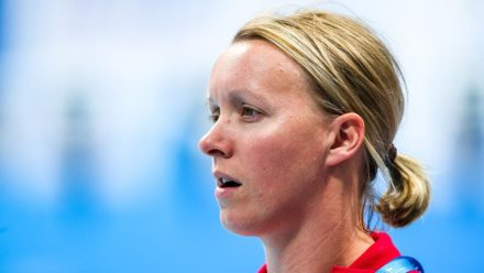 Mel Marshall appointed MBE for services to swimming and charity