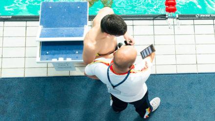 Para-Swimming Coach Development Programme 2021-2022