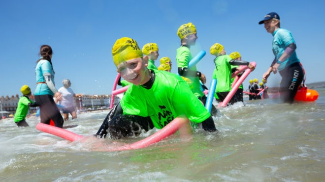 Swim Safe is back with thousands of free water safety sessions up for grabs