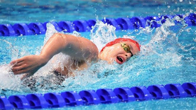 British team will return from European Junior Championships as 'better swimmers'