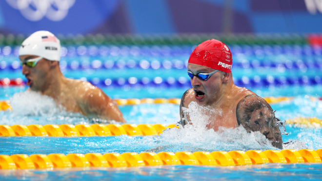 New European record for Team GB as they have sights set on another gold medal