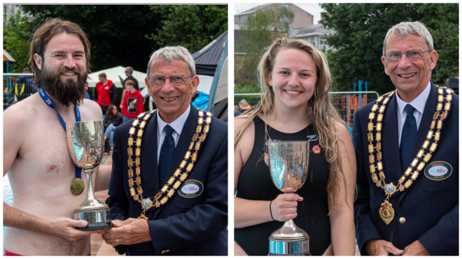 Cheltenham and Manchester crowned British Water Polo Festival winners