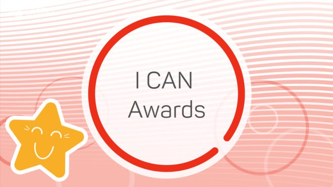 I CAN Awards video