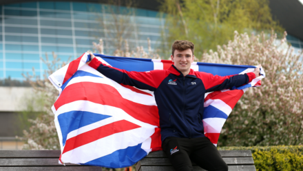 Matty Lee can't wait to compete alongside his 'best friend' at Tokyo Olympics