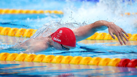 Tom Dean 'in a great position' after booking spot in 200m Freestyle final
