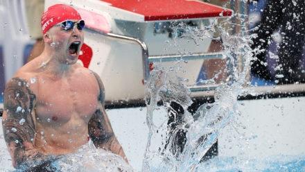 Steve Parry: Dominant Adam Peaty is a legend of British sport