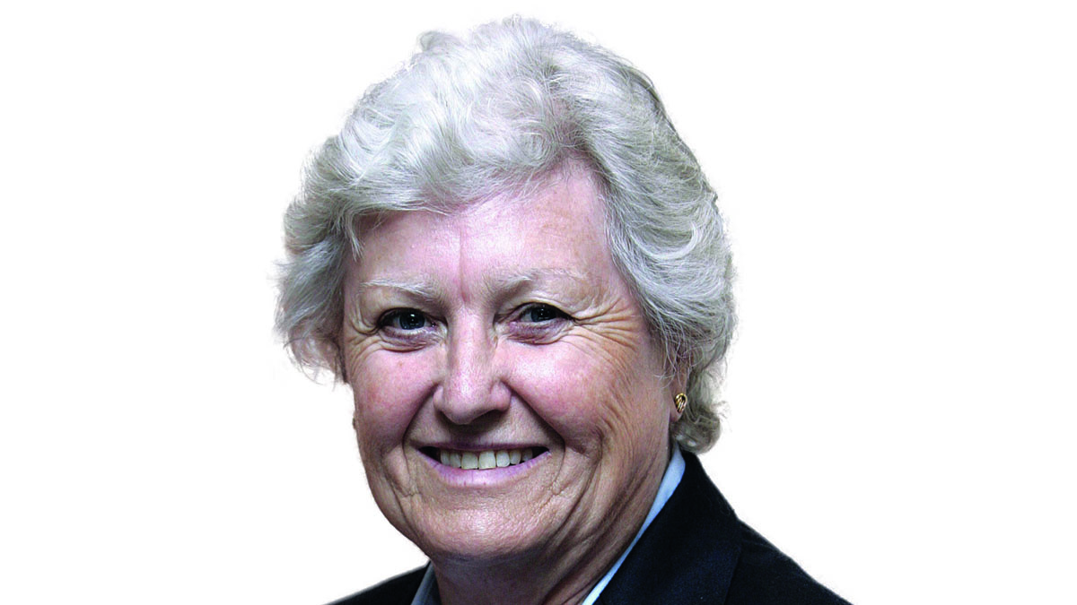 A 'passionate advocate' of aquatic sports ... tributes are paid to Anne Clark