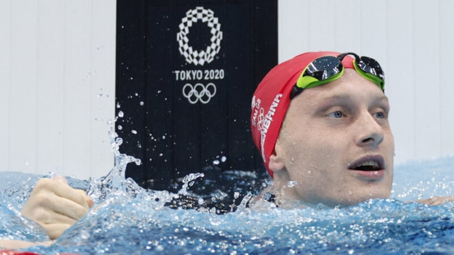 Luke Greenbank hails importance of his first club after reaching Olympic final