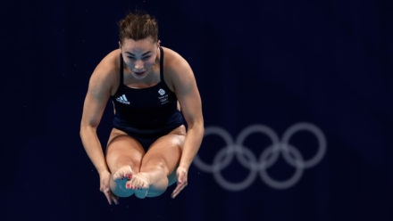 Scarlett Mew Jensen vows to learn from 'positive experience' of her first Olympics