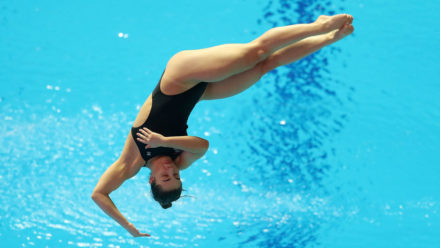 Scarlett Mew Jensen 'can't wait' to represent Team GB at maiden Olympics