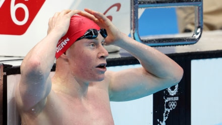 Steve Parry: It's scary how good Olympic champion Tom Dean is