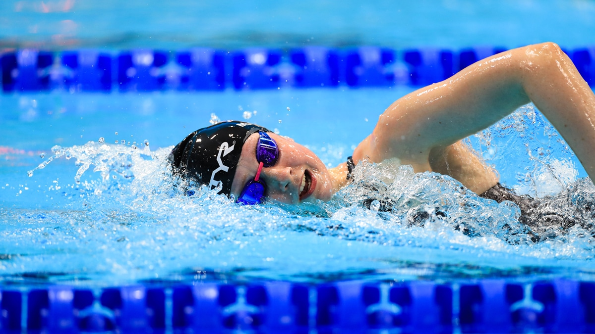 Zara Mullooly is set to make here Paralympics debut