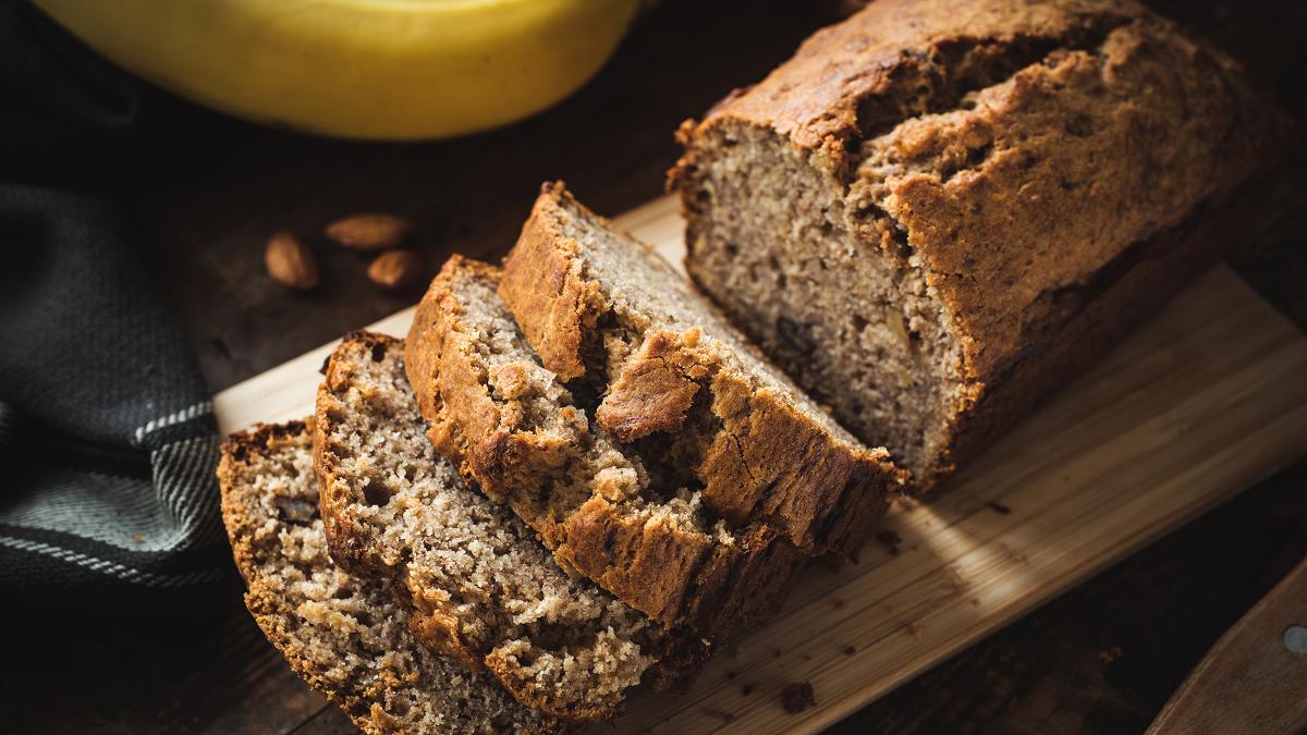 Recipe: Low Fat Fruit Loaf