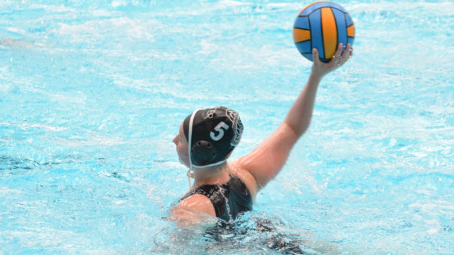 Lucy-Mai Helliwell 'immensely proud' as captain of Team GB water polo squad