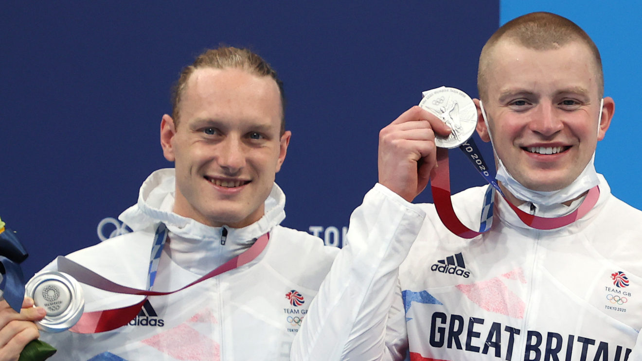 Olympic heroes call for more investment to help secure the next generation