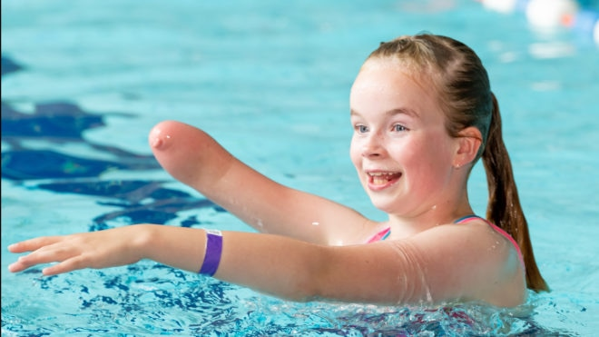 Start Para-swimming taster sessions helping to 'break down the barriers'