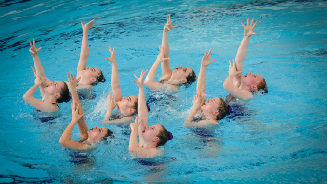 National artistic swimming competition to be live streamed this weekend