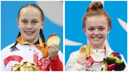 How Start Para-swimming taster sessions have unearthed Paralympic champions