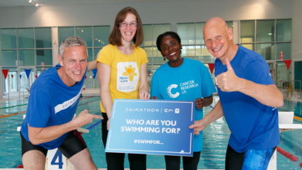 Olympic champion Duncan Goodhew urges support for local swimming pools