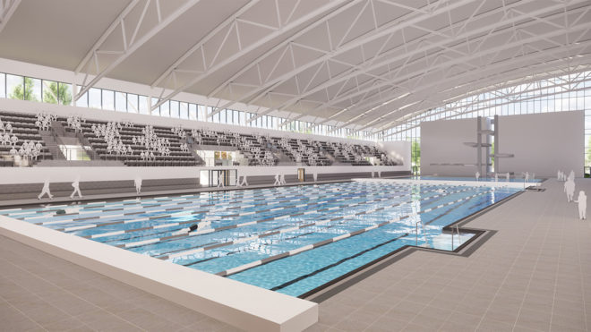 Swim England agrees five-year partnership with Sandwell Leisure Trust