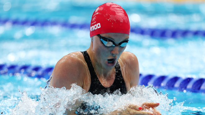 Abbie Wood named in podium squad on British Swimming's World Class Programme