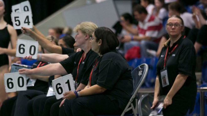 'Exciting' opportunity as Artistic Swimming Chief Recorders Course relaunched