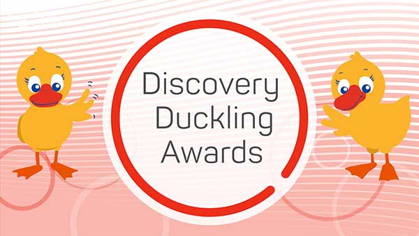 Discovery Duckling Awards video