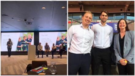 Elliot McHugh details 'great experience' at School Sport and Activity Sector Summit