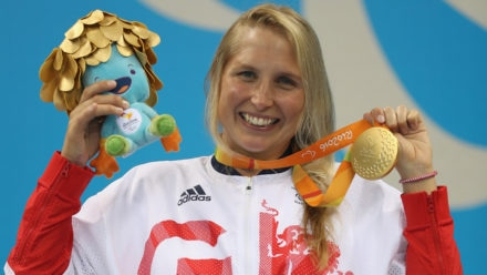 'Grateful' Paralympic champion Stephanie Millward calls time on glittering career